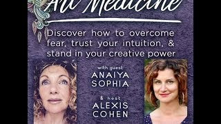 Standing in your Creative Power