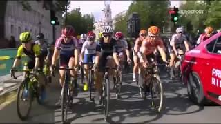 Лондон Суррей Классик 2018. Женская гонка.