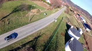 Ślężański Park Krajobrazowy | Audi A6 C7 Avant Quattro | FPV freestyle