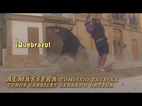 2018 07 14 Almàssera Vlc TOROS CERRILES GERARDO ORTEGA