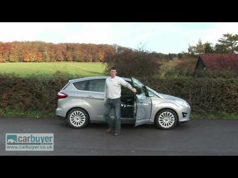 Ford C-MAX MPV review - CarBuyer