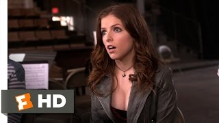 Pitch Perfect (7/10) Movie CLIP - Lesbi Honest (2012) HD
