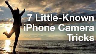 7 Little-Known Tricks For Incredible iPhone Photography