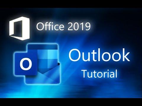 Microsoft Outlook 2019 - Full Tutorial for Beginners [+General ...