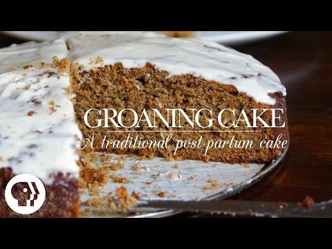 Groaning Cake   Kitchen Vignettes   PBS Food