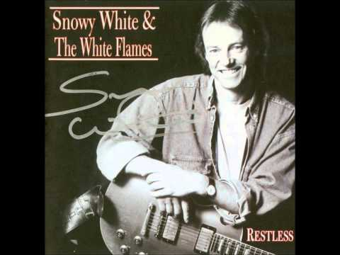 Snowy White & The White Flames - Blues Is The Road