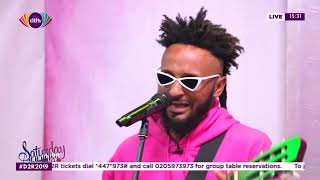 Wanlov's Exciting Performance On Saturday Live | Citi TV