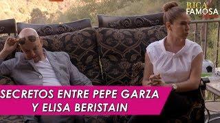 CONFLICTOS ENTRE PEPE GARZA Y ELISA BERISTAIN   EFL T1 E6