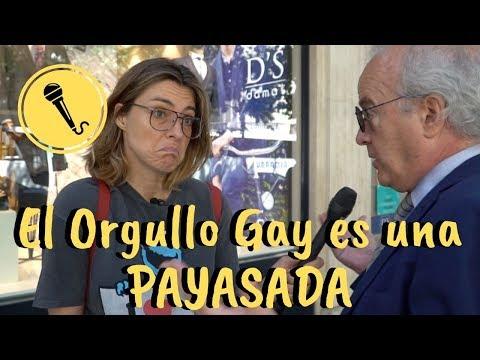 El Orgullo Gay es una PAYASADA – CONVÉNCEME – SANDRA BARNEDA