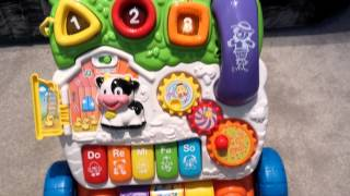 BEST Toy Review EVER - Vtech Sit To Stand  Learning Walker