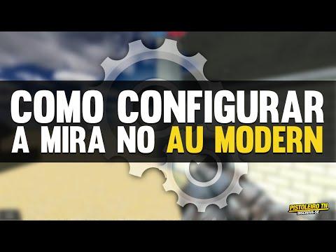 [TUTORIAL] Como configurar a mira no AU MODERN FPS