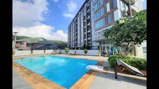 The Sea Condominium | Furnished One Bedroom Condo for Sale Near Ao Nang Beach