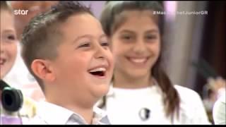 MasterChef Junior Greece 2018 (Επ. 16) - Η επανεμφάνιση του Κωνσταντίνου Τερπεζίδη.