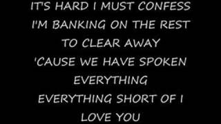 The Fray-Hundred w/ lyrics