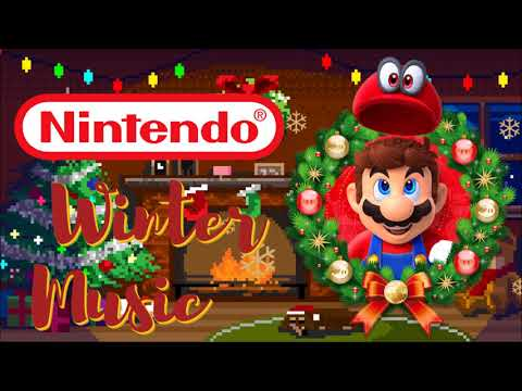 More Winter and Holidays Nintendo Music!