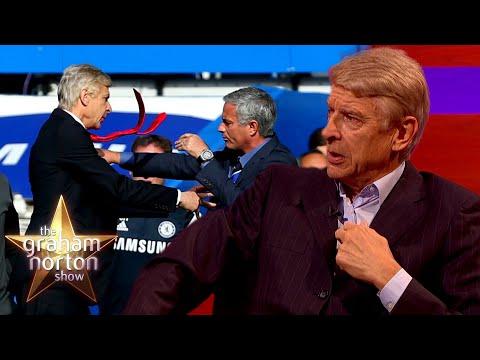 Arsène Wenger o sporech mezi manažery a o maskotech