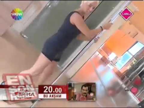 Pole Dans Helin Avşar