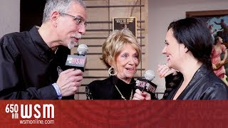 Jeannie Seely & Tess Frizzell at the Country Music Hall of Fame | Convos With Charlie | WSM Radio