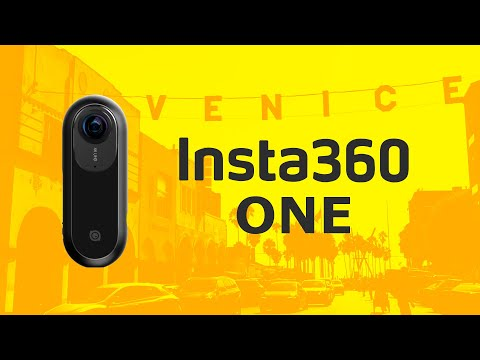 Insta360 One Camera | Venice Beach Walk