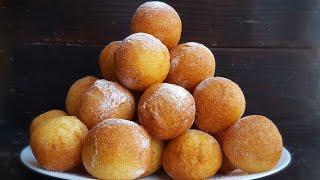 ШИКАРНЫЕ творожные ПОНЧИКИ 😋 ПРОСТО и ВКУСНО! 😋 Cottage cheese donuts