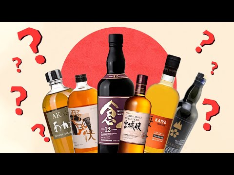 A Brief History of Japanese Whisky