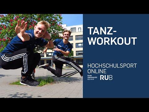 Hochschulsport Online: Hip-Hop-Fitness