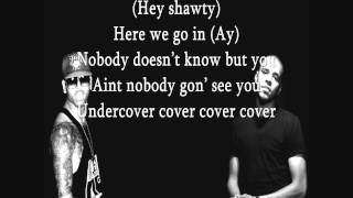 Chris Brown Ft. J. Cole - Undercover [Lyrics on Screen] (Full)