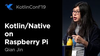 Bridge the Physical World: Kotlin/Native on Rasberry Pi