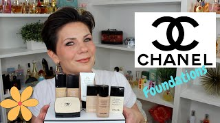 CHANEL foundations-which one is right for you?