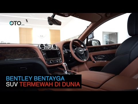 Launching Bentley Bentayga | Oto.com