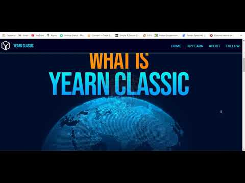 YEARN CLASSIC $78 000 AIRDROP
