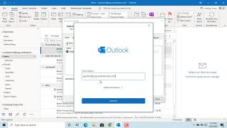 How to Add a New Email Account to Outlook - Office 365