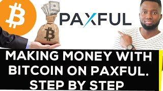 Wie lange dauert es, bis Bitcoin von Paxful zum Blockieren ubertragen wird?