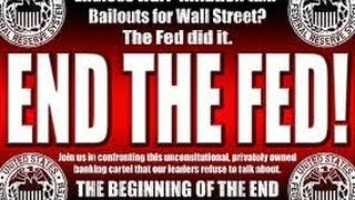 IT'S A WONDERFUL LIE - END THE FED