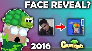 Growtopia| Youtubers in Real life Photos!