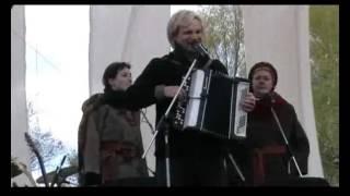 """Гаївки від """"Країни мрій"""" у Пирогові 22 квітня 2007 р часть 3"""