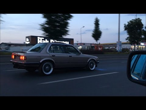 BMW e30 M50 3000 Forget Turbo Project Ankara LONG GARAGE Serkan Bektaş