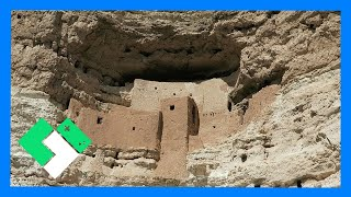 EXPLORING MONTEZUMA CASTLE AND WELL (10.15.15 - Day 1293) | Clintus.tv