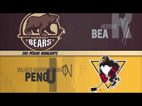 Bears vs. Penguins | Oct. 26, 2018