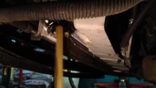 NO HEAT: Ford Taurus Rusty Coolant Flush Procedure