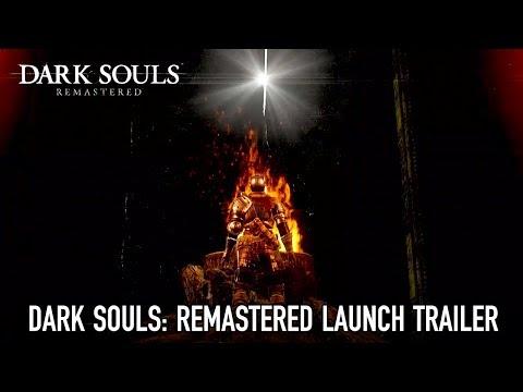 Trailer de lancement de Dark Souls Remastered