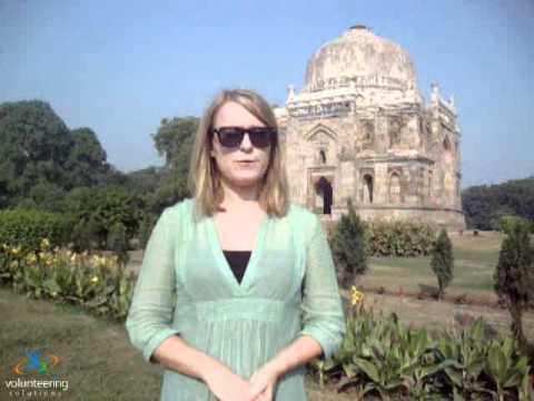 Volunteer in Delhi - India