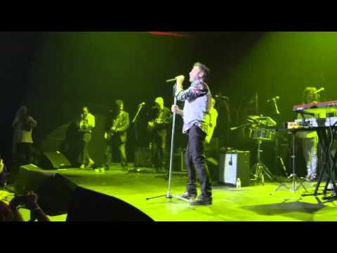"""Can't Get Enough of Your Love"" - Paul Rodgers with Band X at Hendon Rocks 2015"