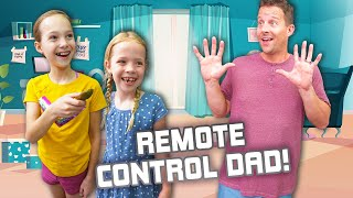 WOW! We Can CONTROL our DAD !!!