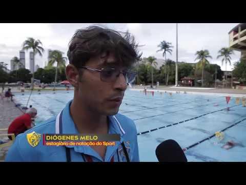 Natação: esporte foi aliado de Diógenes Melo após atropelamento 2018