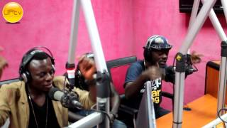 Cabum Vs Willy Maame on HipHopGH