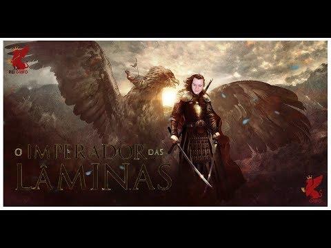 Resenha do Rei Grifo: O Imperador das Lâminas