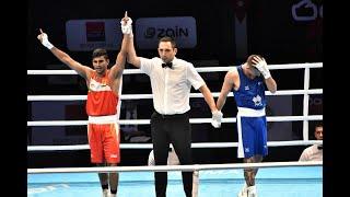Boxer Manish Kaushik In No Fear Of Losing at Tokyo 2020