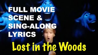 Lost In The Woods   Full Movie Scene And Sing Along Lyrics