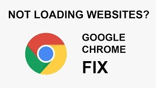 Why is chrome not opening some websites